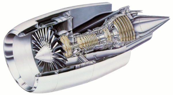 how to clean model aircraft engines