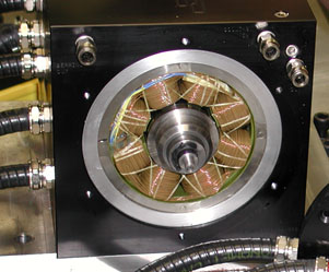 research papers on magnetic bearings